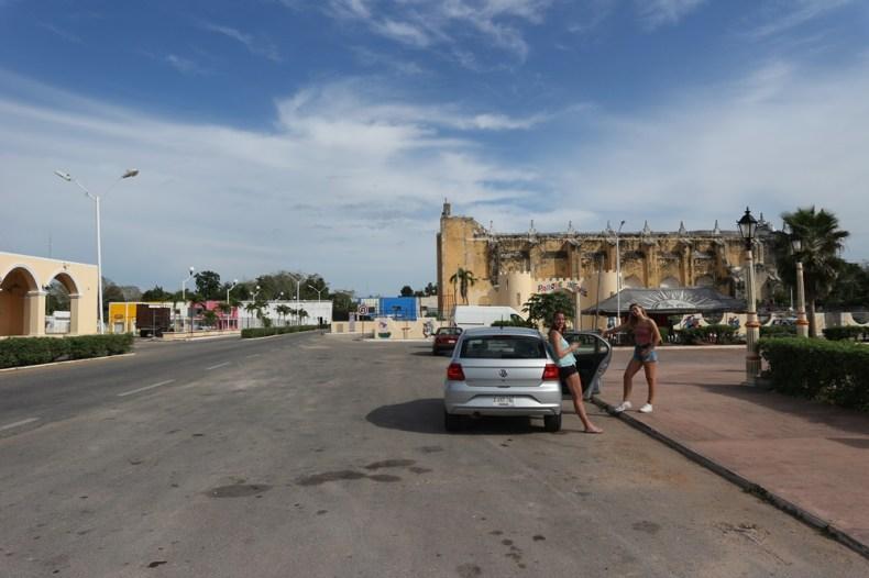 Auto rijden in Mexico