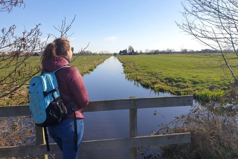 wandelen bij de Reeuwijkse Plassen - wandelgebieden in Nederland