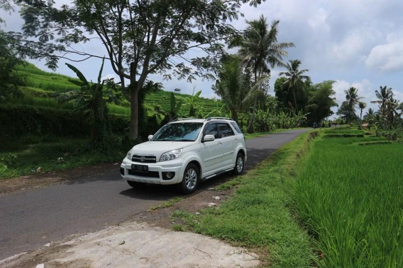 Vervoer op Bali