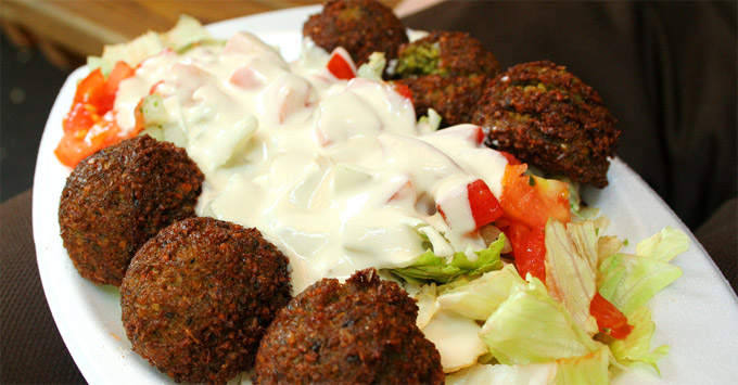 Kairo Falafel Unter gypten gypten  gerichte rezepte