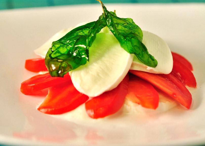 Capri Caprese Campania Italia  piatti tipici Capri  piatti tradizionali Capri  piatti