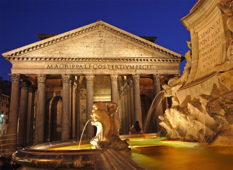 Image result for le pantheon rome