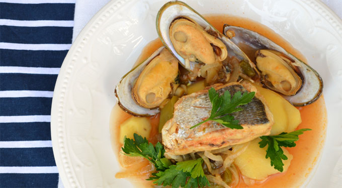Faro Caldeirada Algarve Portogallo  piatti tipici Faro