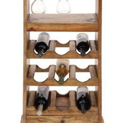 Kitchen Cabinets Wholesale Prices Floor Runners Wooden Wine Rack Cabinet - Globe Imports