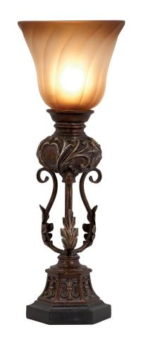 Victorian Style Torchiere Table Lamp - Globe Imports