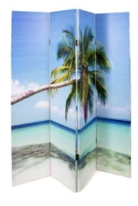 Island Paradise Room Divider - Globe Imports