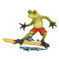 Assorted Frog Surfer - Globe Imports