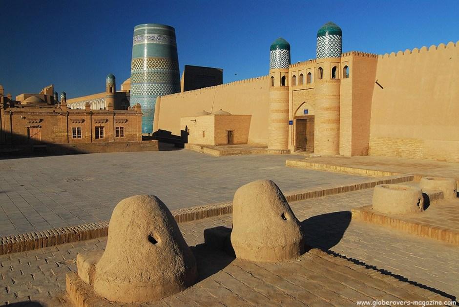 Khuna Ark, Khiva, Uzbekistan