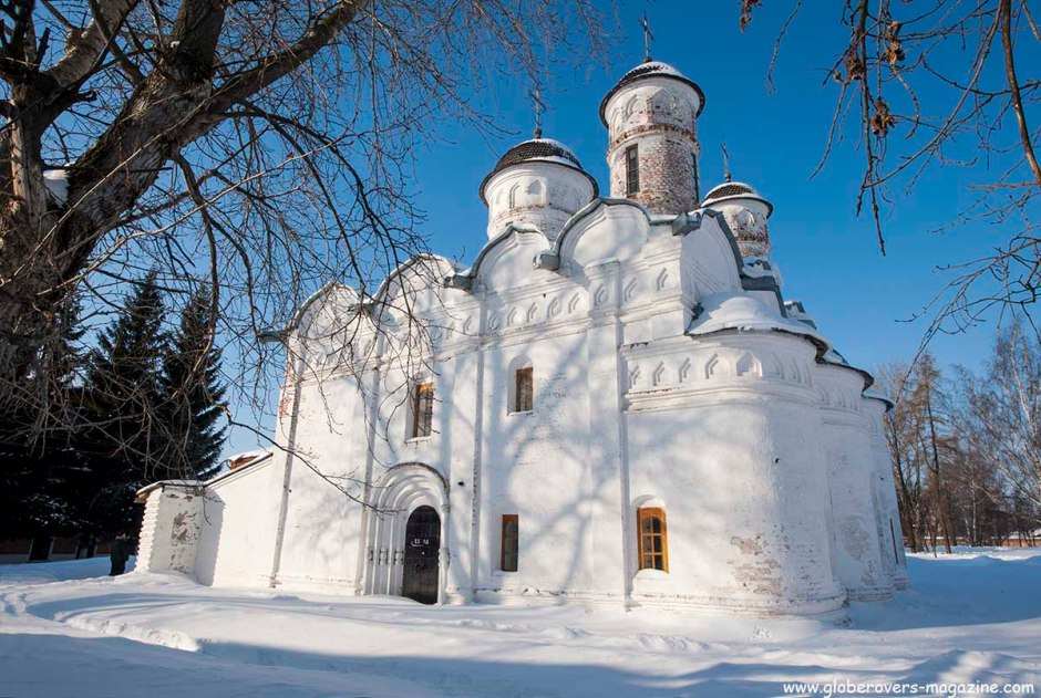 The Cathedral of Deposition of the Robe, Suzdal, Russia