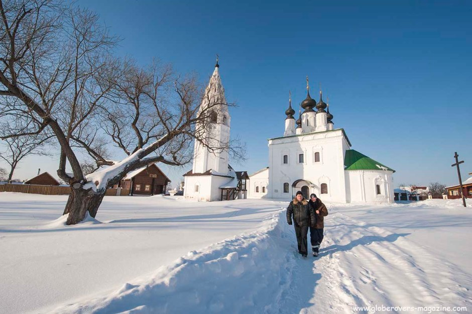 Monastery of Deposition of the Robe with Cathedral of the Ascension, Suzdal, Russia