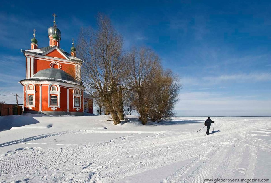 Church of the Forty Martyrs,  Pereslavl-Zalessky, Russia