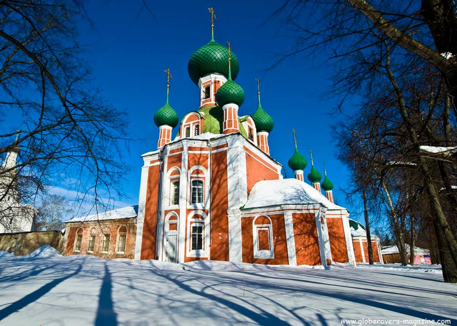 Cathedral of the Vladimir Icon of the Mother of God, Pereslavl-Zalessky, Russia