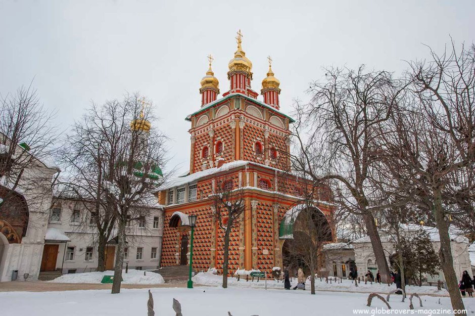 Trinity Monastery of St. Sergius, Sergiev Posad, Russia