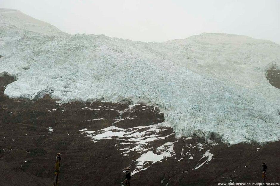 Karola Glacier, TIBET