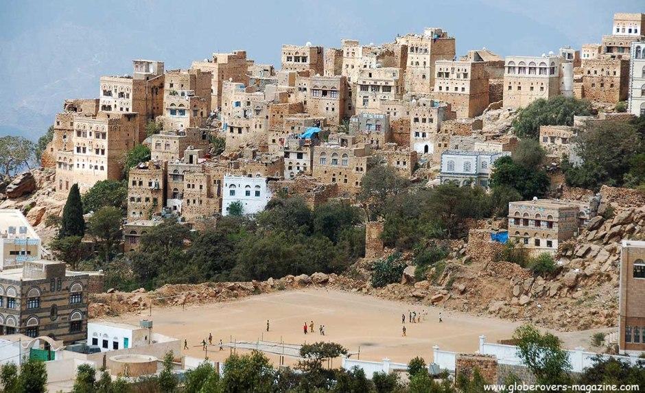 Al-Mahwit, northern Yemen