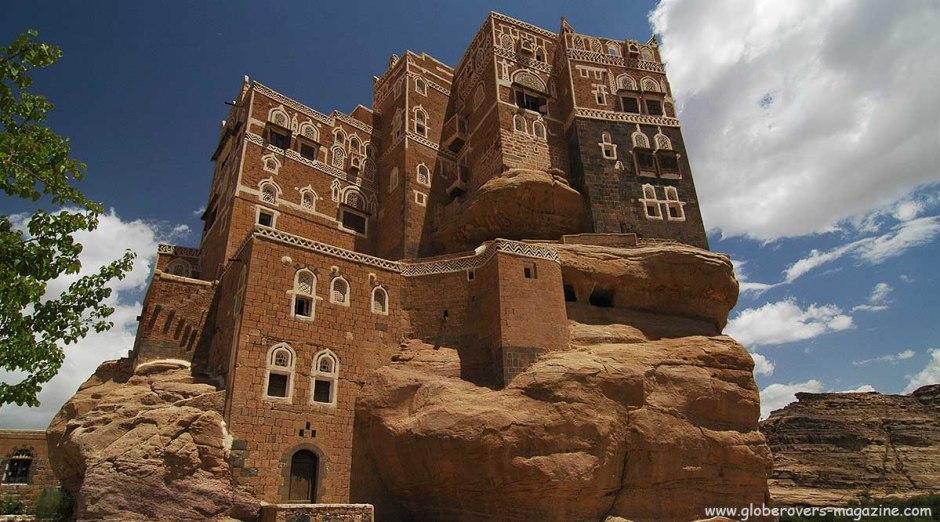 Wadi Dhahr (Rock Palace), Yemen