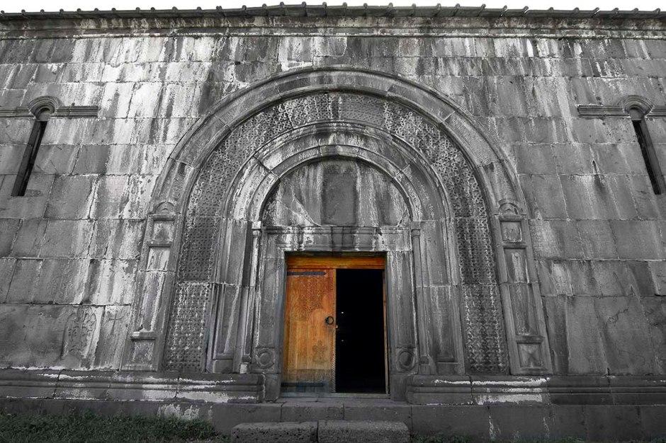 Hagpat Monastery, near Alaverdi, Northern Armenia