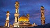Jame Asr Hassanil Bolkiah Mosque, Bandar Seri Begawan, BRUNEI