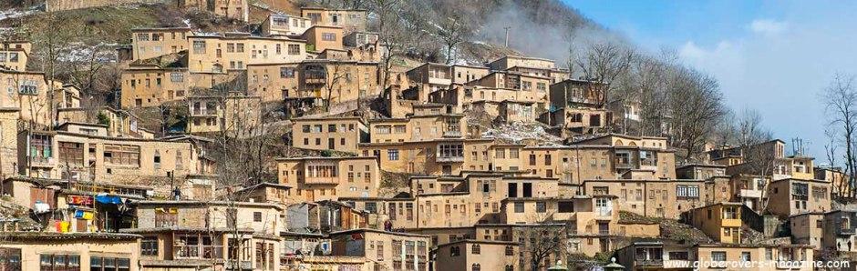Village of Masuleh, IRAN