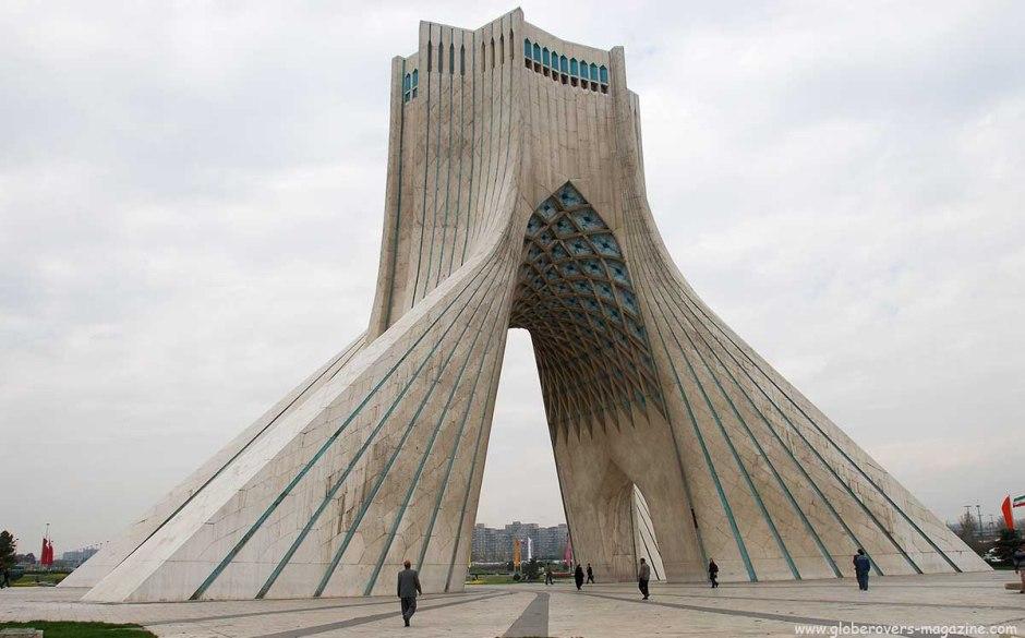 Azadi Freedom Monument,Tehran, Iran