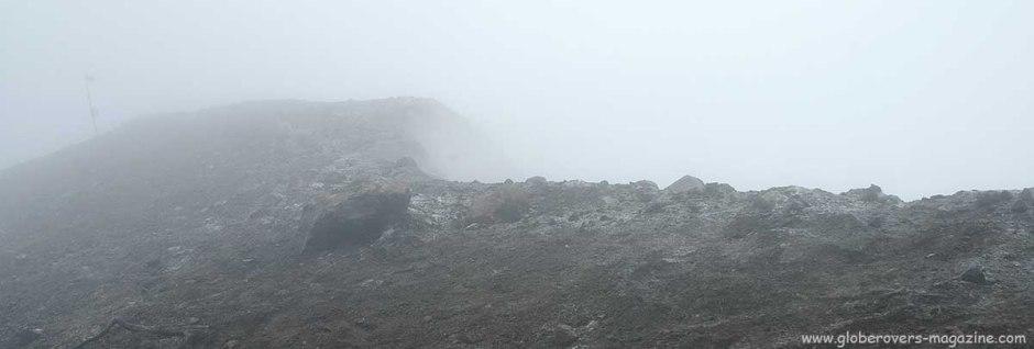 Climbing Volcán Concepción, Ometepe Island, Lake Nicaragua, Nicaragua