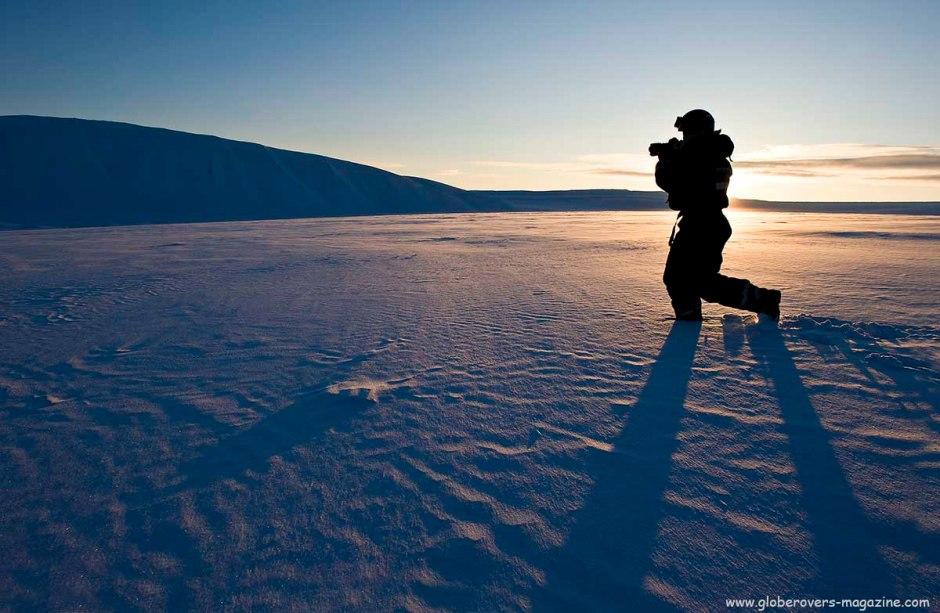 East Coast Trip, Svalbard, Norway