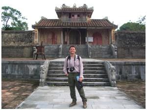 Peter Steyn in Vietnam