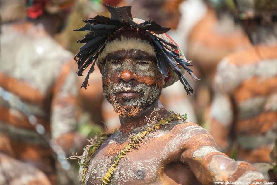 """419"" Unggai Singsing Group, Sambu, 2014 Goroka Festiva, Papua New Guinea"