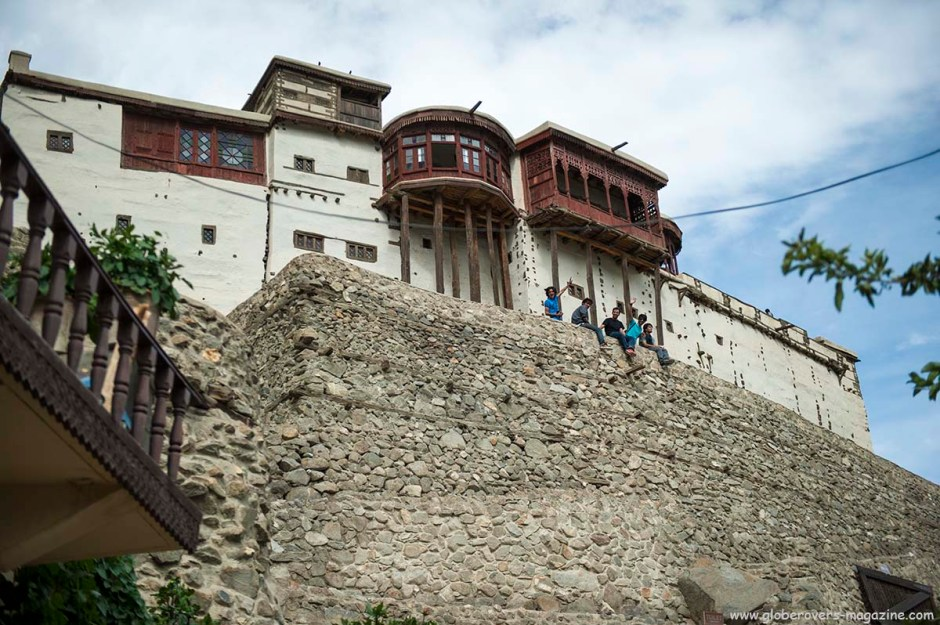 Baltit Fort, Karimabad, Lower Hunza Valley, PAKISTAN