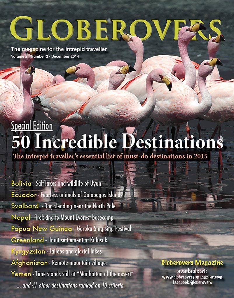 Globerovers Magazine December 2014