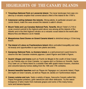 Canaries - highlights