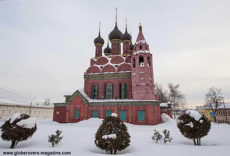 The Church of the Epiphany, Yaroslavl