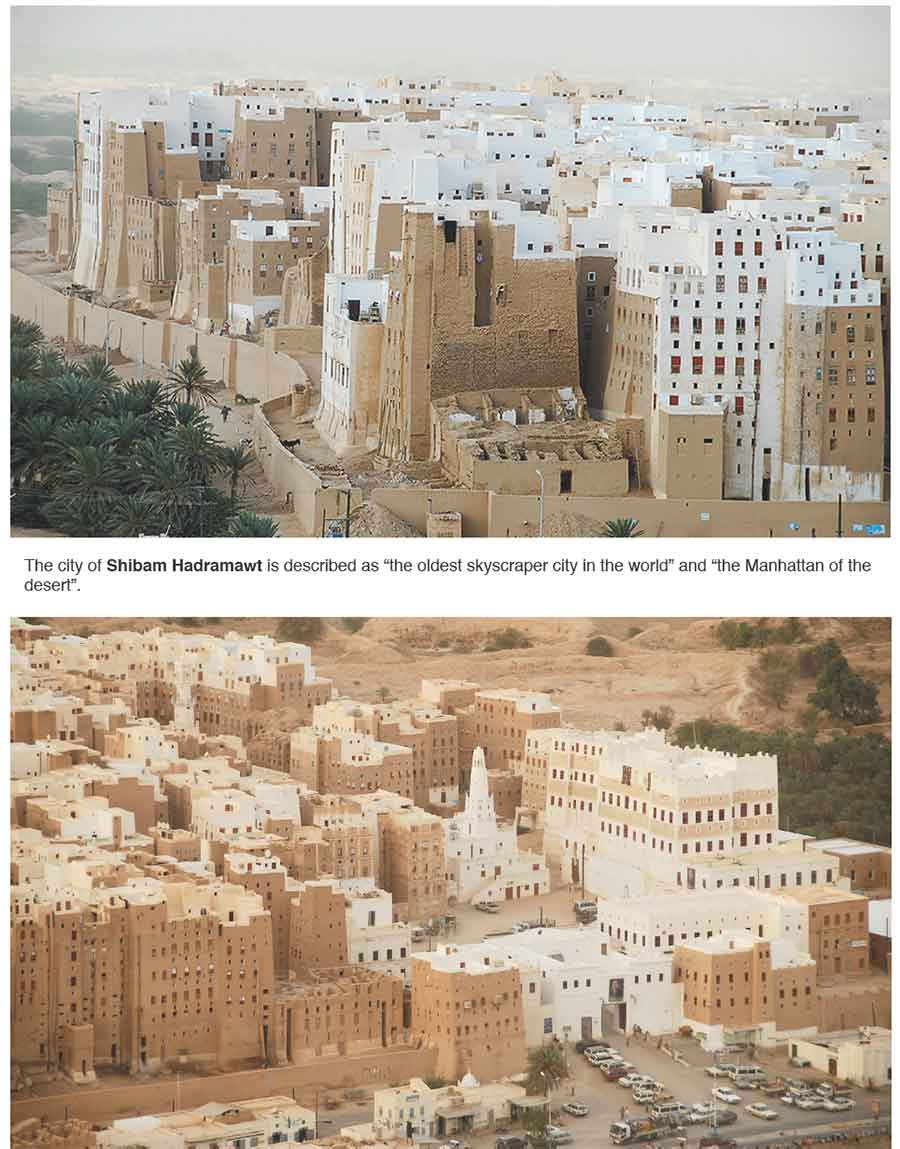 Yemen, Shibam Hadramawt