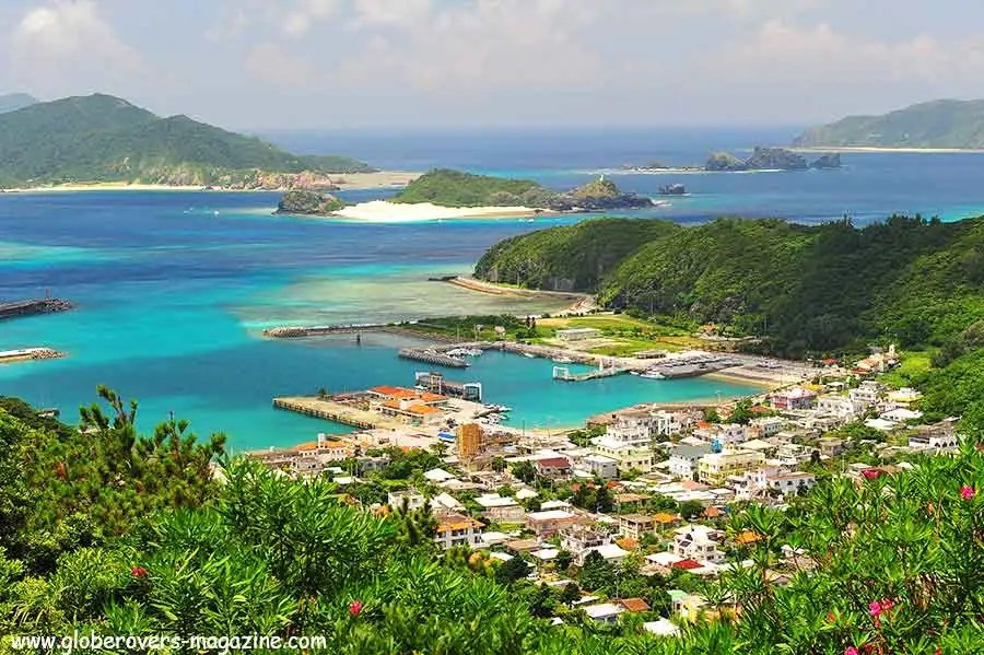 Zamami Island, Okinawa, JAPAN