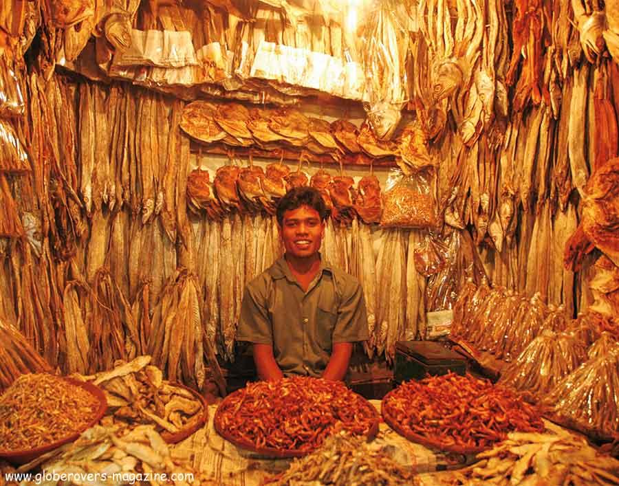 Market, Chittagong, Bangladesh