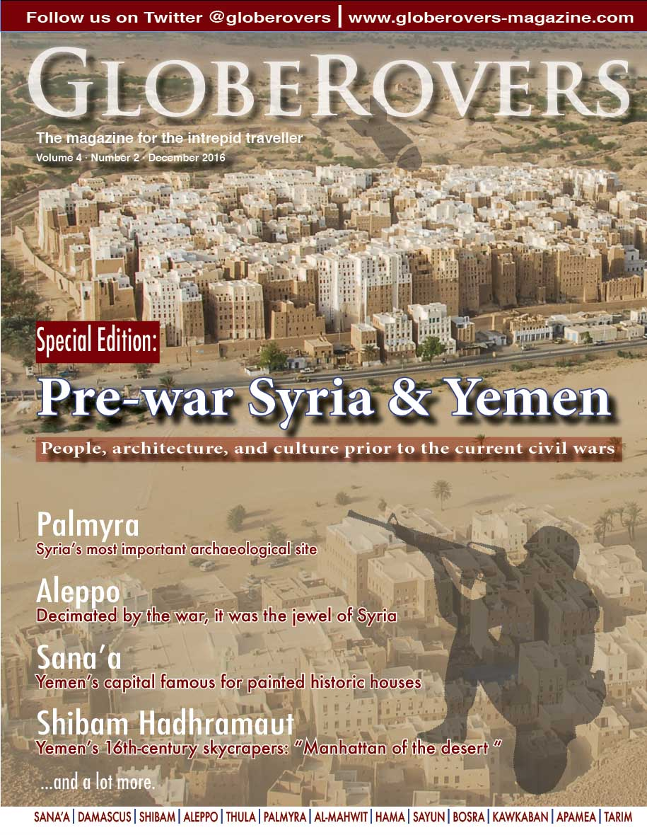 Globerovers Magazine Issue 8 Jul 2016