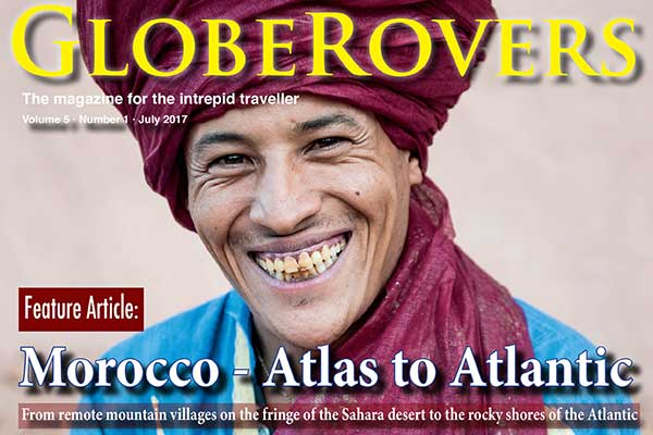 globerovers travel magazine