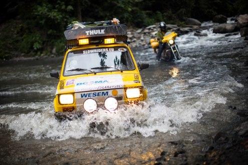 Transtrabant im Amazonas