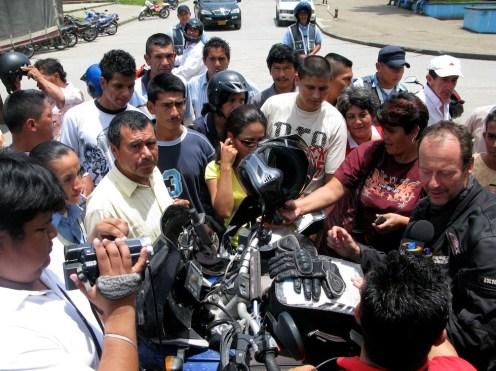 Thierry Wilhelm Worldbiker Südamerika 25