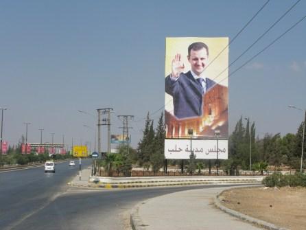 Syrien Aleppo Thierry Wilheml