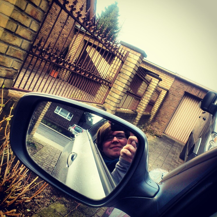 Janett Schindler Selfie