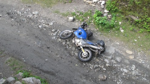 Thierry Wilhelm Motorradreise Indien-06