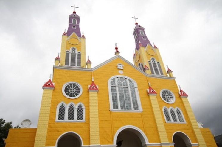 UNESCO Weltkulturerbe Chiloe