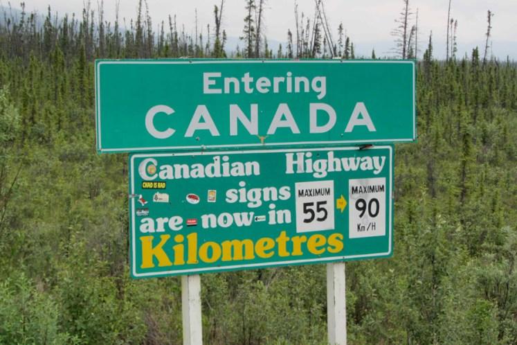 Fahrrad-Weltreise-Kanada