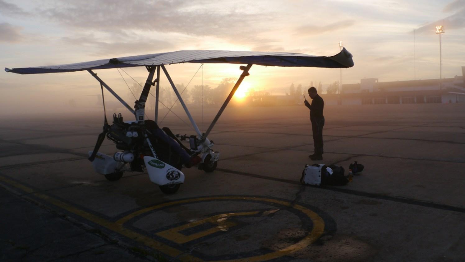 Worldtrike Weltreise mit Flugzeug Panamericana