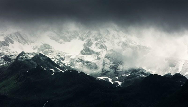 Berge Alpen Österreich Lukas Furlan