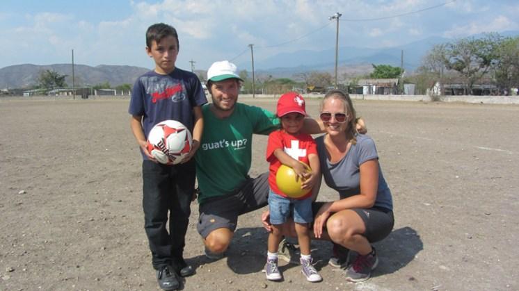 Fahrrad Weltreise Honduras Bürkis