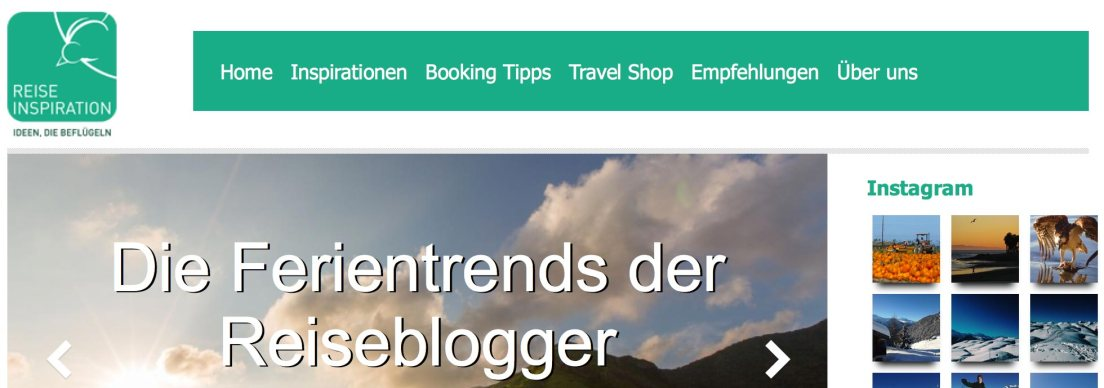 Top 10 Reiseblogs Schweiz Reise Inspiration