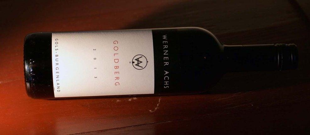 Wein Test Flaschenpost Zweigelt