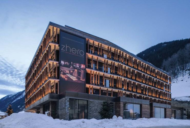 Hotel Zhero Kappl Vorarlberg